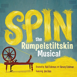 Review: Spin (audiobook musical)