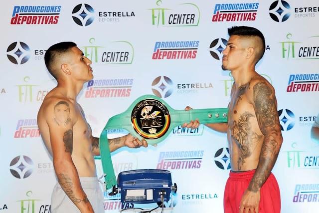 Preciado irá por el título de Fecarbox del peso supergallo en México
