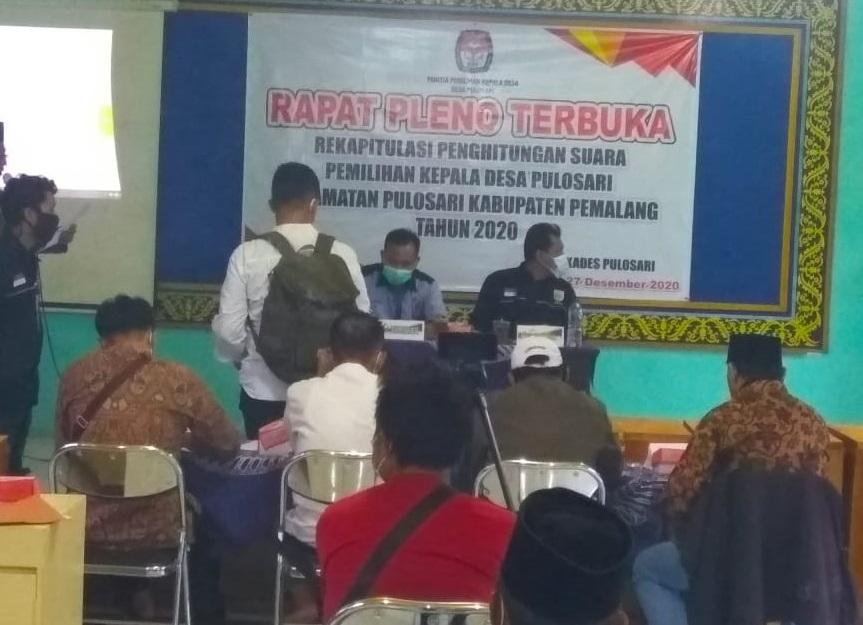 Sukses Penyelenggaraan Pilkades di Kabupaten Pemalang, Berikut Daftar Kades Terpilih