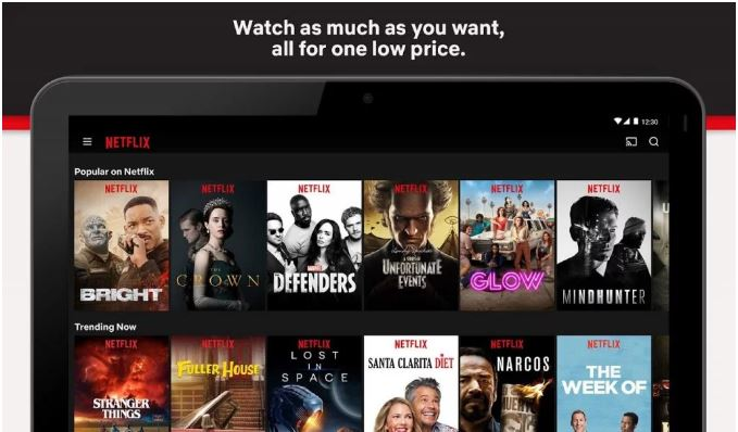 Download Netflix MOD APK 7.38.0 (Premium Version) for Android 1