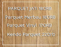 list lantai kayu murah