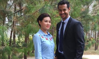 Sinopsis Drama Rahsia Hati Lakonan Risteena Munim dan Syed Hasan Nabil
