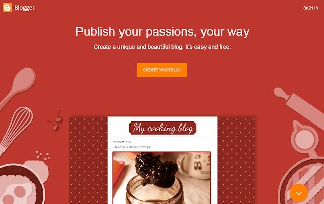 Blogger Theme Free Download