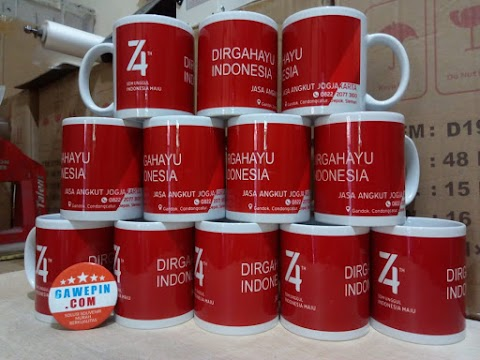 Bikin Mug Digital Termurah - Bisa Order Satuan 15.000/pcs