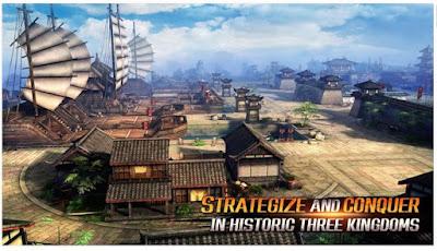 Kingdom Warriors V 1.0.2 Apk Terbaru