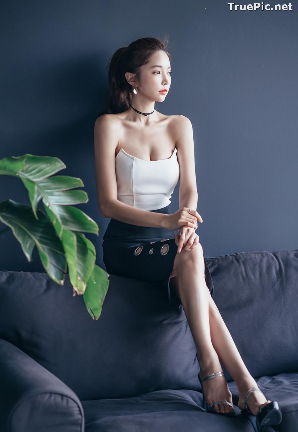 Image Korean Beautiful Model – Park Soo Yeon – Fashion Photography #3 - TruePic.net - Picture-5