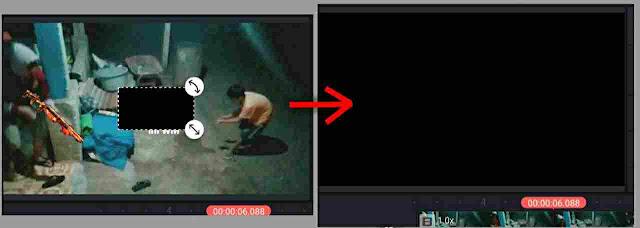 Cara membuat efek kedap kedip di kinemaster