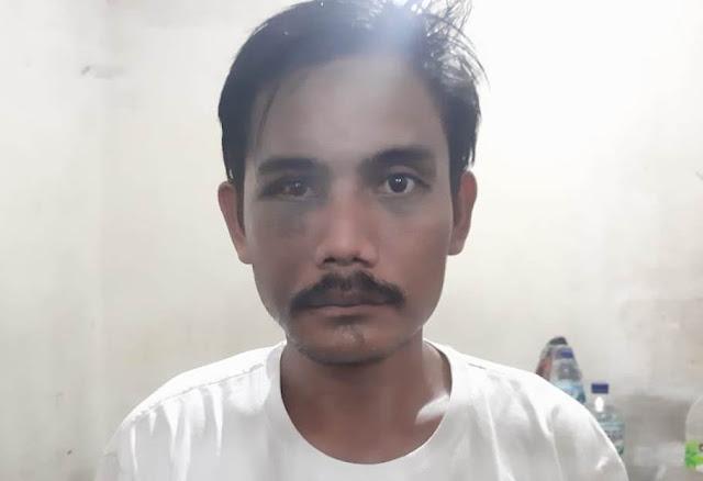 Miliki Narkoba Jenis Sabu, Fajar Reynaldi Diringkus Polisi