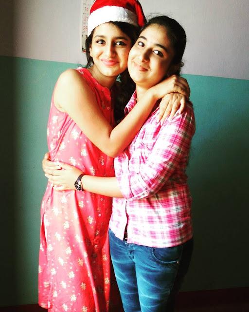 Oru Adaar Love actress Priya Prakash Varrier Manikya Malaraya Poovi Song Actress Priya P Varrier