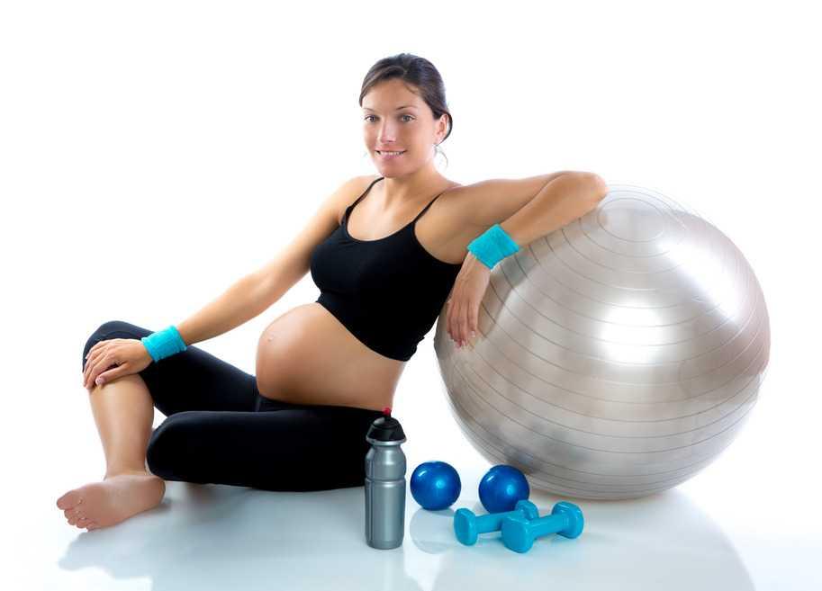 Deportes ejercicio embarazo