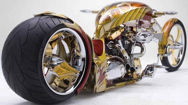 motor mahal lapis emas