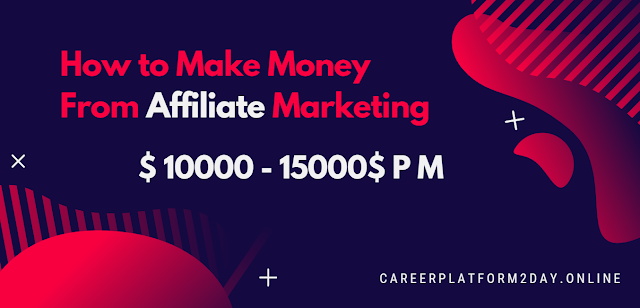 how to make money from affiliate Marketing || Affiliate Marketing for Beginners: 7 Steps to Success