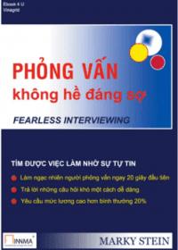 Phỏng vấn không hề đáng sợ