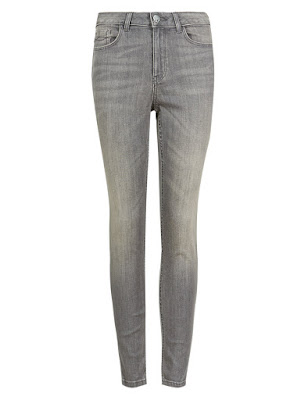 Marks and Spencer Skinny Leg Denim Jeans