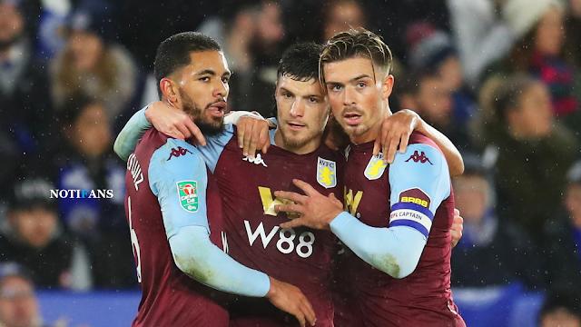 El Aston Villa sigue teniendo esperanzas de mantener la categoría tras derrotar por 2-0 al Crystal Palace gracias a dos tantos de Trezeguet.