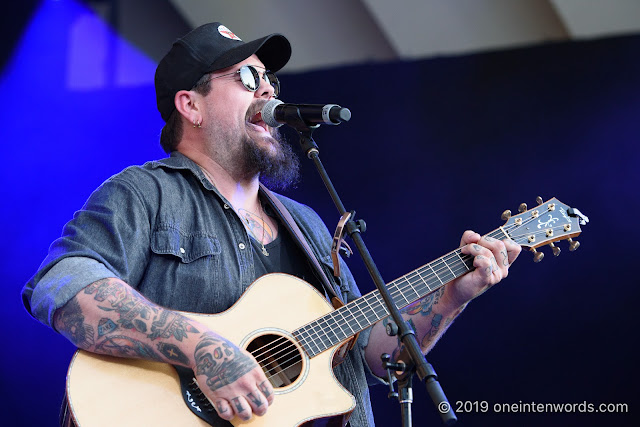 Cory James Mitchell Band at The Bandshell at The Ex 2018 on August 22, 2019 Photo by John Ordean at One In Ten Words oneintenwords.com toronto indie alternative live music blog concert photography pictures photos nikon d750 camera yyz photographer