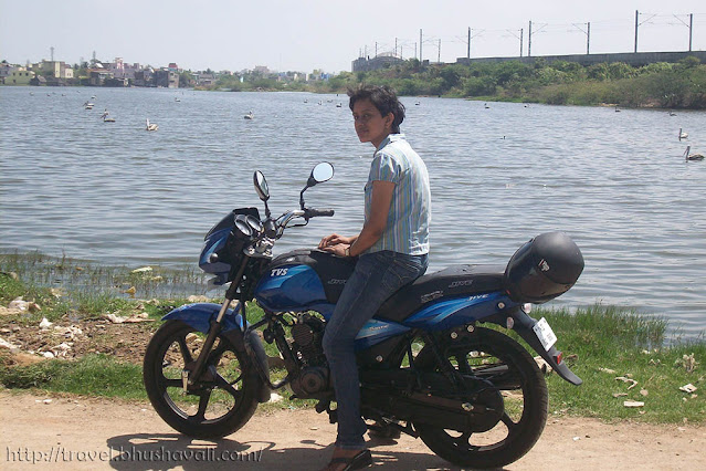 Lady Bikers in Chennai