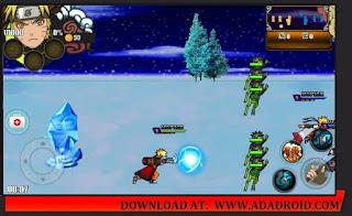 Naruto Senki Storm 3 Mod by John