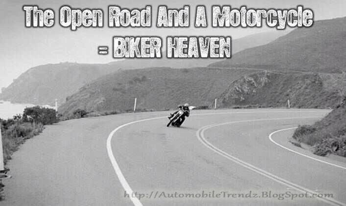 Automobile Trendz Harley Davidson Chopper Yamaha Star