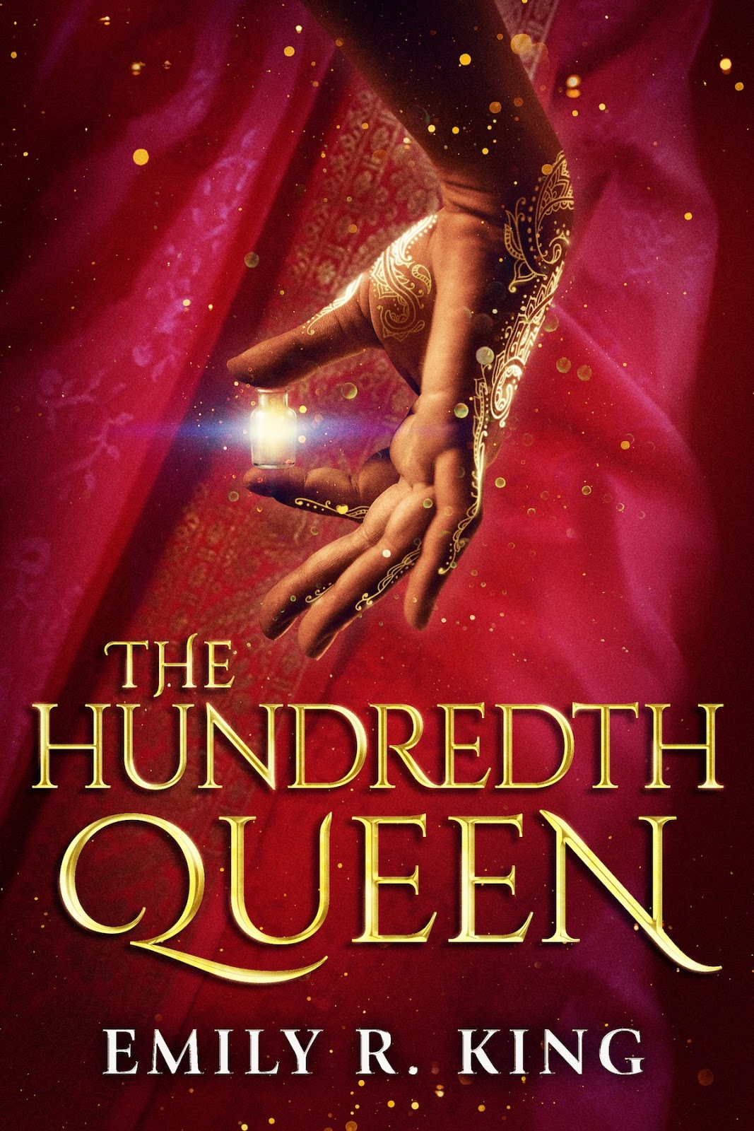 Fashion Book Cover Queen ~ Chasing faerytales check out the cover of hundredth