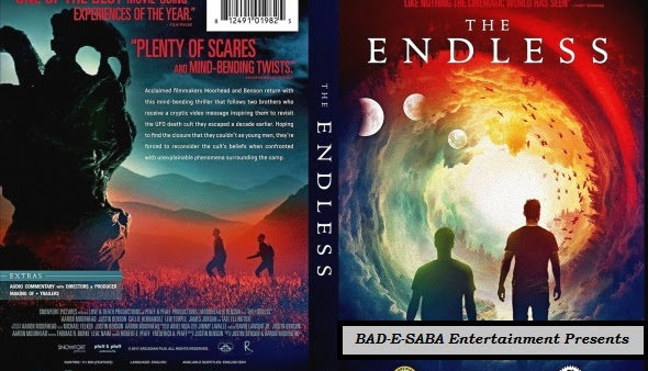 BAD-E-SABA Entertainment Presents Science Fiction Horror Movie The Endless Online