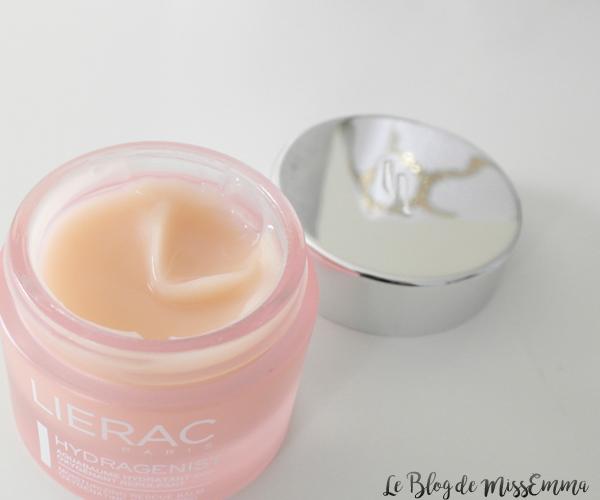 Le Blog de MissEmma • Ma Routine Beauté pour l'Hiver • Lierac Hydragenist