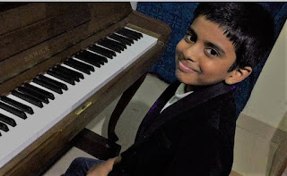 Know about the piano prodigy Lydian Nadhaswaram