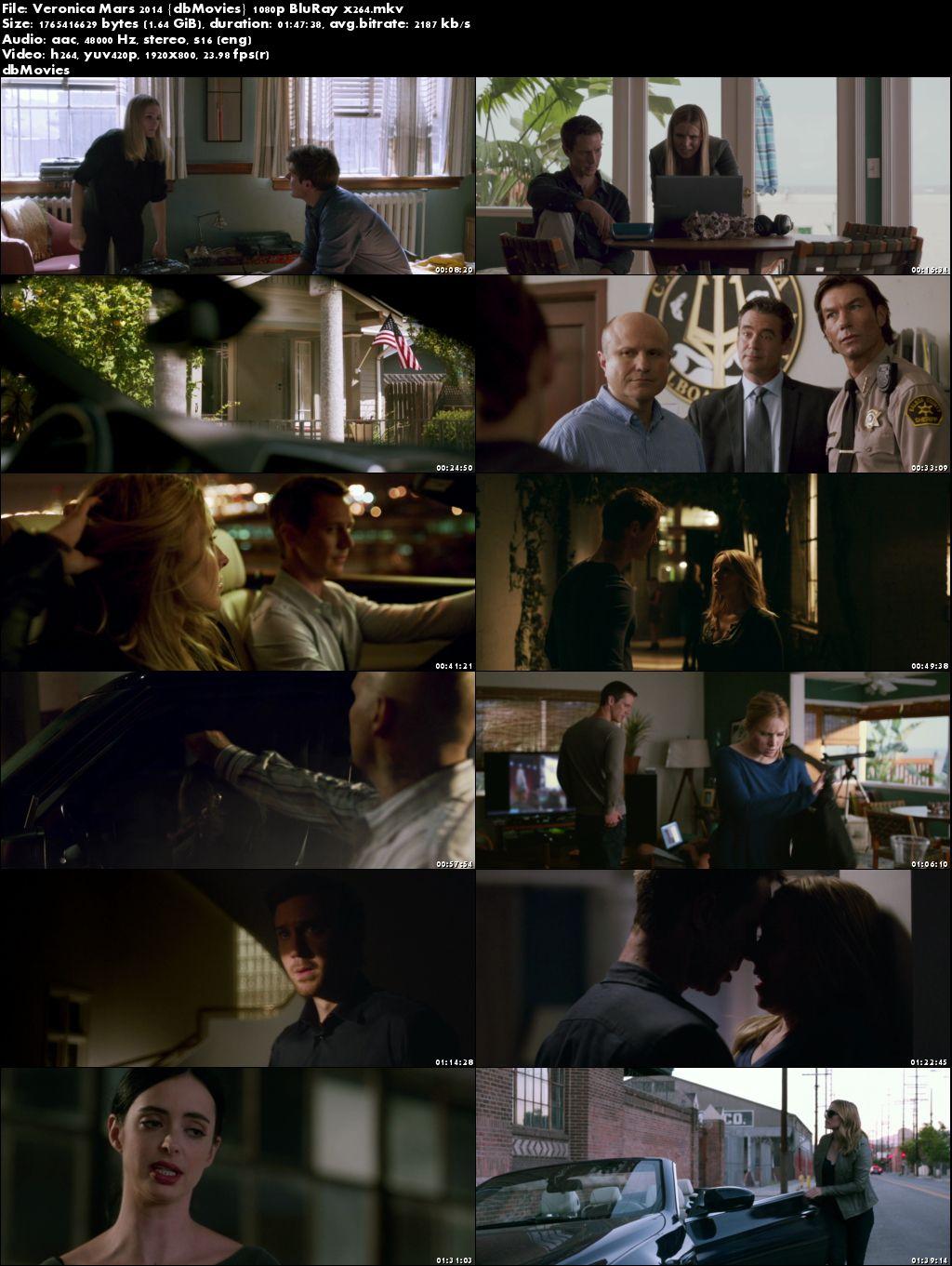 Screen Shots Veronica Mars 2014 Full HD Movie Download Blu-Ray 1080p