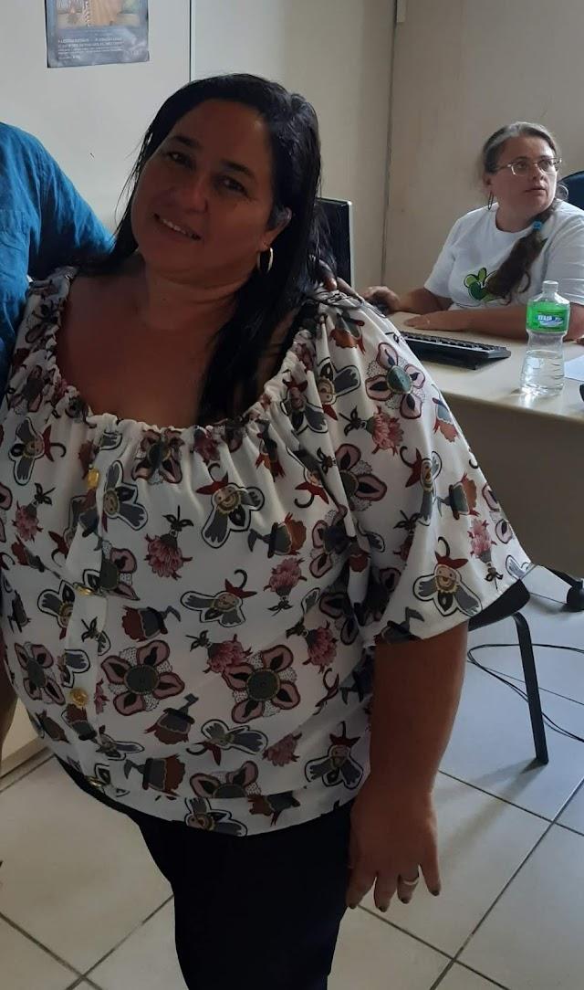 VANUSA, UMA CANDIDATA DE PESO