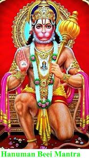 हनुमान बीज मन्त्र,hanuman bija mantra