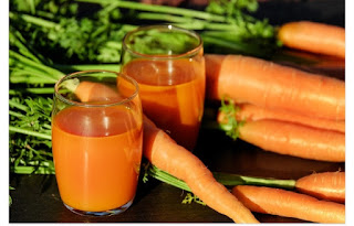 Carrot and Carrot oil