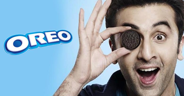 Cadbury Oreo Ad