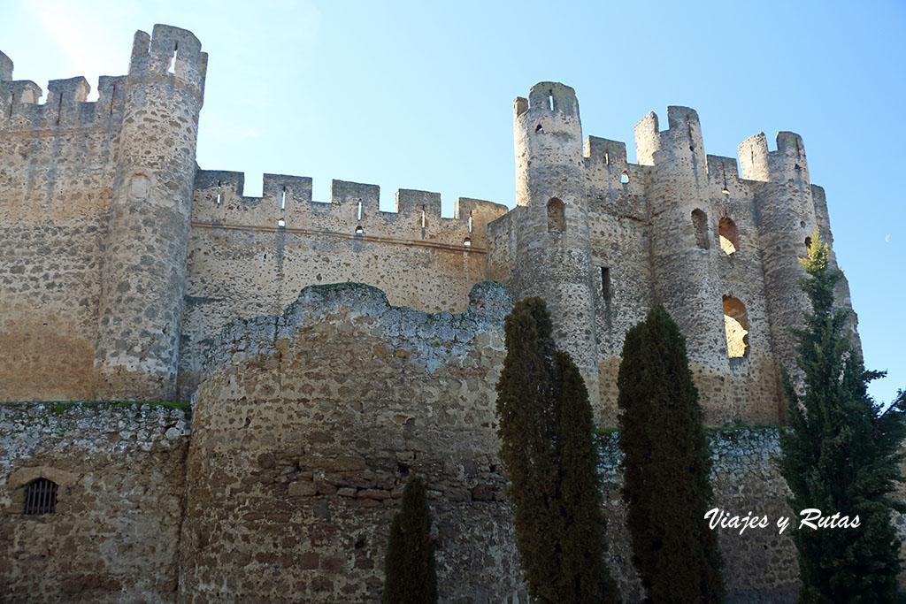 Castillo de Coyanza de Valencia de Don Juan