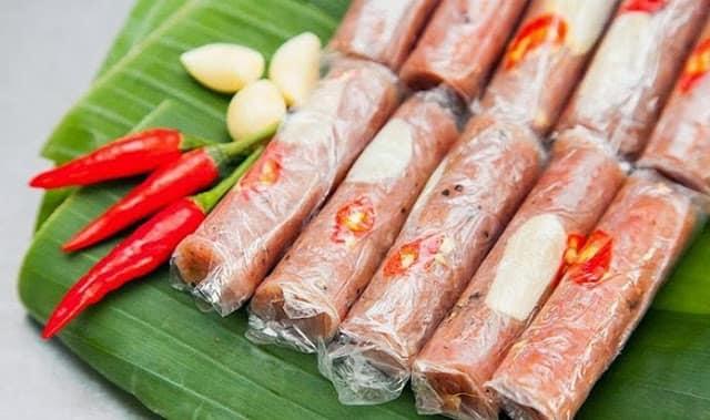 Nem chua Thanh Hóa - Minh Tâm
