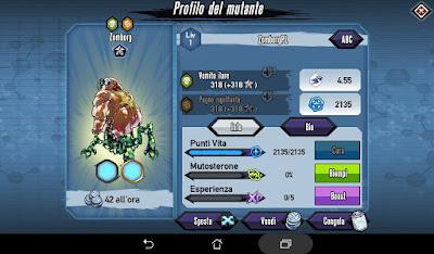 Mutants: Genetic Gladiators video N°367 (Fusion Zomborg - Fusione Zomborg)