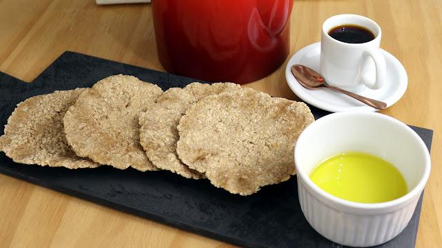 Alternativa ao pão no café da manhã