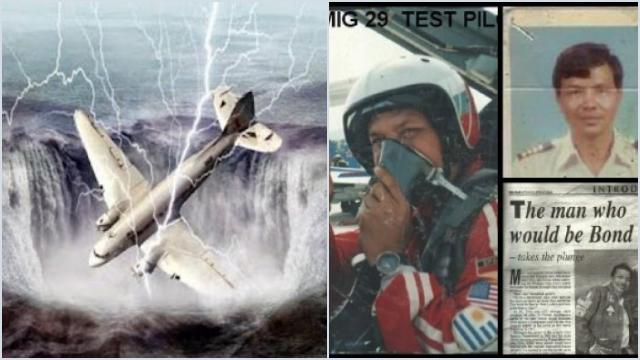 Cerita Pilot Selamat dari Ancaman Segitiga Bermuda usai Kumandangkan Azan