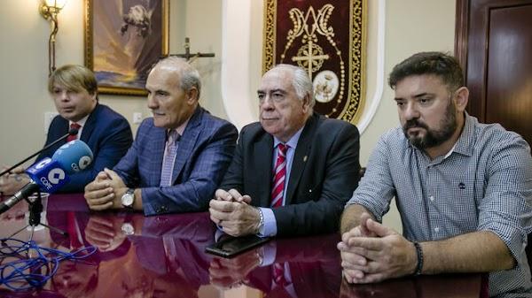 Andrés García renuncia a dar el pregón de la Semana Santa de Cádiz 2021