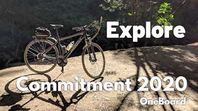 Commitment 2020 for OneBoard is Explore