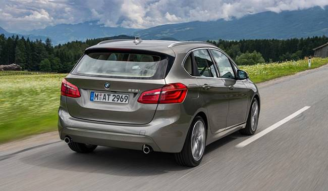 2015 BMW 2 Series Active Tourer Review