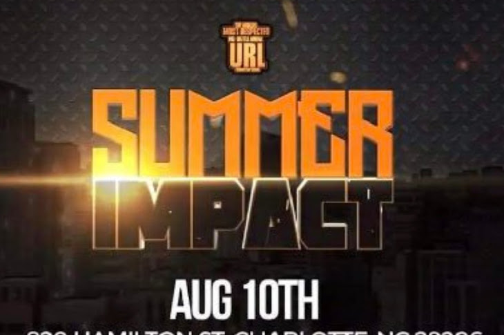 URL Announce Summer Impact Event With Gun Titles Vs Lux And Hollow