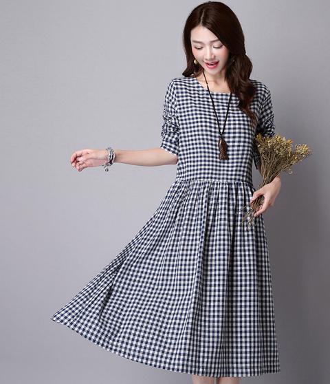 contoh model baju vintage