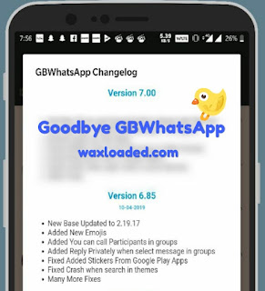 GBWhatsApp is Shutting Down