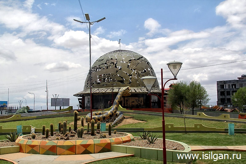 Gorod-Oruro-Bolivia