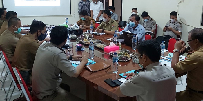 Kepastian Hukum Atas Tanah, Kantor Pertanahan Mesuji Gelar Sidang PPL