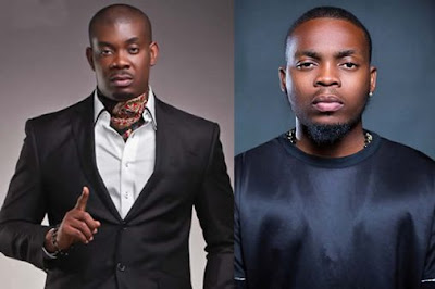 What Caused The Clash Between Don Jazzy And Olamide at the Headies Award