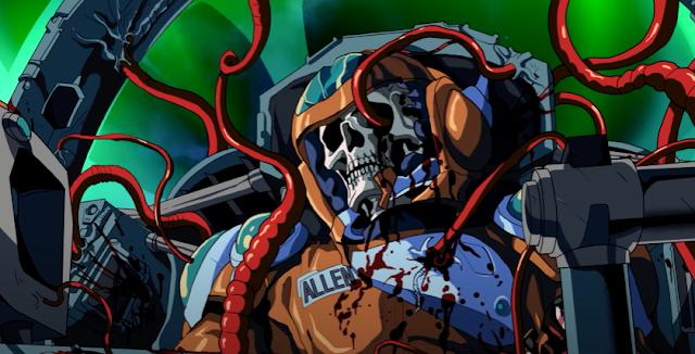 R-Type Anime