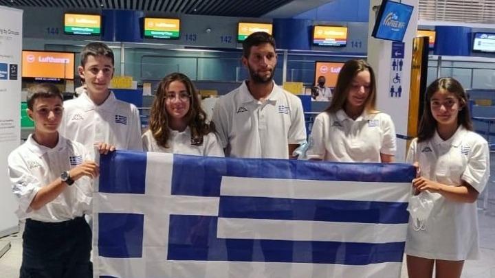 Πέντε Έλληνες στο παγκόσμιο Όπτιμιστ