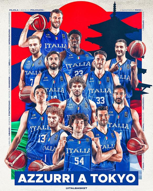 Basket, battuta la Serbia: gli azzurri alle Olimpiadi di Tokyo