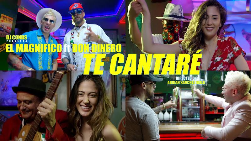 William el Magnífico & Don Dinero - ¨Te Cantaré¨ - Videoclip - Director: Adrián Sánchez Ávila. Portal Del Vídeo Clip Cubano